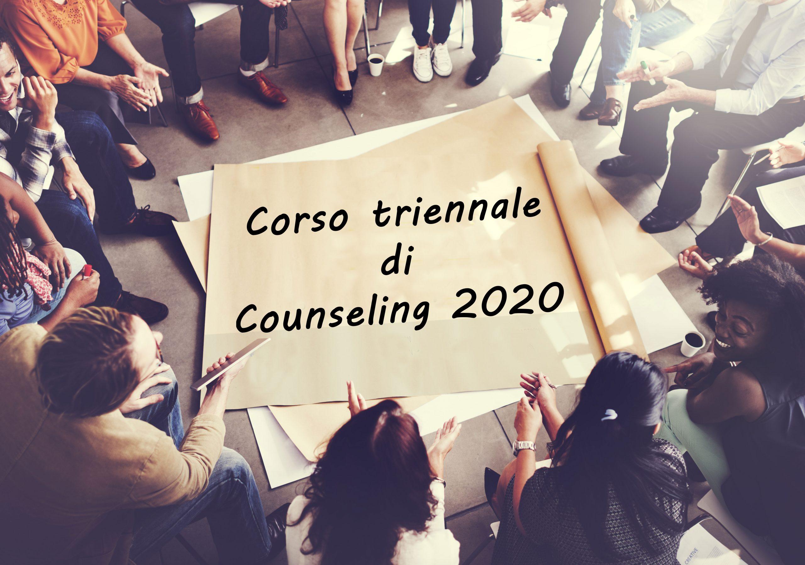 Corso triennale di Counseling 2020
